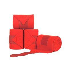 HKM Polarfleecelindor Röd